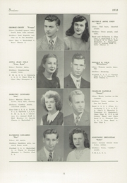 Page 15, 1948 Edition, East Huntingdon High School - Mirror Yearbook (Alverton, PA) online yearbook collection