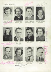 Page 11, 1952 Edition, East Huntingdon High School - Mirror Yearbook (Alverton, PA) online yearbook collection