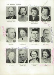 Page 12, 1952 Edition, East Huntingdon High School - Mirror Yearbook (Alverton, PA) online yearbook collection