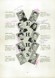 Page 14, 1952 Edition, East Huntingdon High School - Mirror Yearbook (Alverton, PA) online yearbook collection