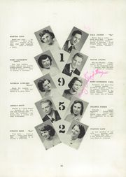 Page 15, 1952 Edition, East Huntingdon High School - Mirror Yearbook (Alverton, PA) online yearbook collection