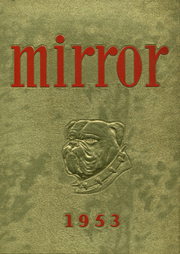 1953 Edition, East Huntingdon High School - Mirror Yearbook (Alverton, PA)