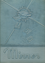 1954 Edition, East Huntingdon High School - Mirror Yearbook (Alverton, PA)