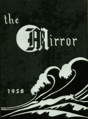 1958 Edition, East Huntingdon High School - Mirror Yearbook (Alverton, PA)