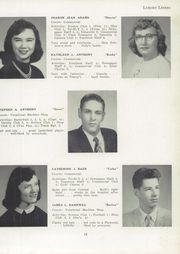 Page 17, 1958 Edition, East Huntingdon High School - Mirror Yearbook (Alverton, PA) online yearbook collection