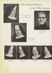 Page 12, 1956 Edition, St Benedict Academy - Scholastican Yearbook (Erie, PA) online yearbook collection