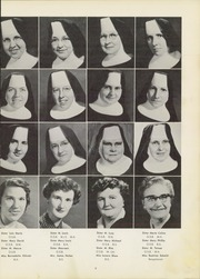 Page 13, 1956 Edition, St Benedict Academy - Scholastican Yearbook (Erie, PA) online yearbook collection