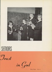 Page 17, 1956 Edition, St Benedict Academy - Scholastican Yearbook (Erie, PA) online yearbook collection