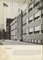 Page 6, 1956 Edition, St Benedict Academy - Scholastican Yearbook (Erie, PA) online yearbook collection