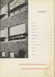 Page 7, 1956 Edition, St Benedict Academy - Scholastican Yearbook (Erie, PA) online yearbook collection