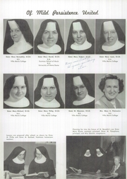 Page 12, 1958 Edition, St Benedict Academy - Scholastican Yearbook (Erie, PA) online yearbook collection
