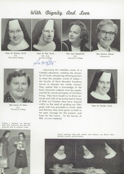 Page 13, 1958 Edition, St Benedict Academy - Scholastican Yearbook (Erie, PA) online yearbook collection