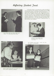 Page 15, 1958 Edition, St Benedict Academy - Scholastican Yearbook (Erie, PA) online yearbook collection