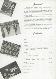Page 7, 1958 Edition, St Benedict Academy - Scholastican Yearbook (Erie, PA) online yearbook collection