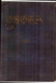 Page 1, 1928 Edition, Gettysburg Academy - Osoga Yearbook (Gettysburg, PA) online yearbook collection