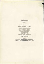 Page 12, 1928 Edition, Gettysburg Academy - Osoga Yearbook (Gettysburg, PA) online yearbook collection