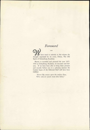 Page 14, 1928 Edition, Gettysburg Academy - Osoga Yearbook (Gettysburg, PA) online yearbook collection