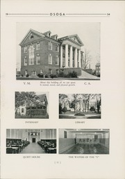 Page 15, 1934 Edition, Gettysburg Academy - Osoga Yearbook (Gettysburg, PA) online yearbook collection