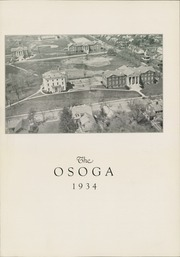 Page 5, 1934 Edition, Gettysburg Academy - Osoga Yearbook (Gettysburg, PA) online yearbook collection