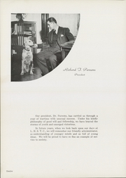 Page 16, 1945 Edition, Lock Haven University - Praeco Yearbook (Lock Haven, PA) online yearbook collection