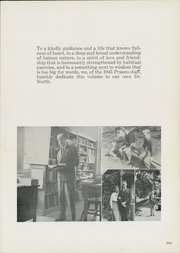 Page 9, 1945 Edition, Lock Haven University - Praeco Yearbook (Lock Haven, PA) online yearbook collection