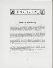 Page 12, 1923 Edition, Millersville University - Touchstone Yearbook (Millersville, PA) online yearbook collection