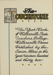 Page 12, 1932 Edition, Millersville University - Touchstone Yearbook (Millersville, PA) online yearbook collection
