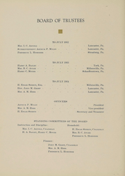 Page 15, 1932 Edition, Millersville University - Touchstone Yearbook (Millersville, PA) online yearbook collection