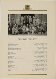 Page 17, 1932 Edition, Millersville University - Touchstone Yearbook (Millersville, PA) online yearbook collection