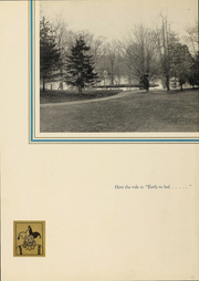 Page 7, 1932 Edition, Millersville University - Touchstone Yearbook (Millersville, PA) online yearbook collection