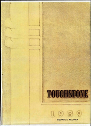 Page 1, 1939 Edition, Millersville University - Touchstone Yearbook (Millersville, PA) online yearbook collection
