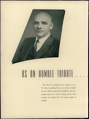 Page 12, 1939 Edition, Millersville University - Touchstone Yearbook (Millersville, PA) online yearbook collection