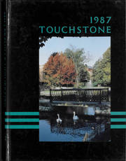 Millersville University - Touchstone Yearbook (Millersville, PA) online yearbook collection, 1987 Edition, Page 1