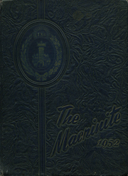 Mount St Macrina Academy - Macrinite Yearbook (Uniontown, PA) online yearbook collection, 1952 Edition, Page 1