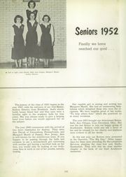 Page 14, 1952 Edition, Mount St Macrina Academy - Macrinite Yearbook (Uniontown, PA) online yearbook collection
