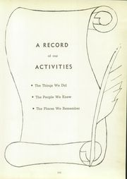 Page 17, 1952 Edition, Mount St Macrina Academy - Macrinite Yearbook (Uniontown, PA) online yearbook collection