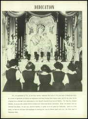 Page 12, 1953 Edition, Mount St Macrina Academy - Macrinite Yearbook (Uniontown, PA) online yearbook collection