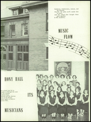 Page 7, 1953 Edition, Mount St Macrina Academy - Macrinite Yearbook (Uniontown, PA) online yearbook collection