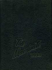 Mount St Macrina Academy - Macrinite Yearbook (Uniontown, PA) online yearbook collection, 1955 Edition, Page 1