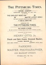 Page 10, 1892 Edition, Washington and Jefferson College - Pandora Yearbook (Washington, PA) online yearbook collection