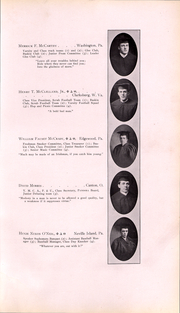 Page 46, 1911 Edition, Washington and Jefferson College - Pandora Yearbook (Washington, PA) online yearbook collection