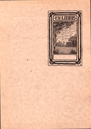 Page 2, 1925 Edition, Washington and Jefferson College - Pandora Yearbook (Washington, PA) online yearbook collection