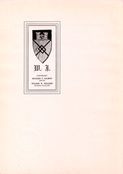 Page 4, 1925 Edition, Washington and Jefferson College - Pandora Yearbook (Washington, PA) online yearbook collection