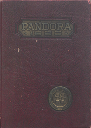 Washington and Jefferson College - Pandora Yearbook (Washington, PA) online yearbook collection, 1926 Edition, Page 1