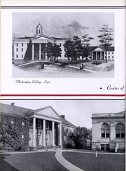 Page 14, 1935 Edition, Washington and Jefferson College - Pandora Yearbook (Washington, PA) online yearbook collection