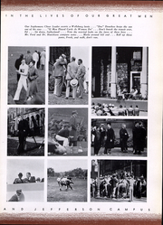 Page 16, 1936 Edition, Washington and Jefferson College - Pandora Yearbook (Washington, PA) online yearbook collection