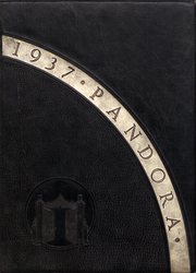 1937 Edition, Washington and Jefferson College - Pandora Yearbook (Washington, PA)