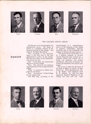 Page 16, 1937 Edition, Washington and Jefferson College - Pandora Yearbook (Washington, PA) online yearbook collection