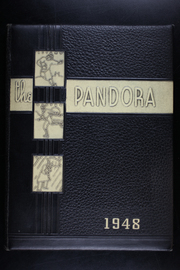 1948 Edition, Washington and Jefferson College - Pandora Yearbook (Washington, PA)