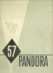 1957 Edition, Washington and Jefferson College - Pandora Yearbook (Washington, PA)